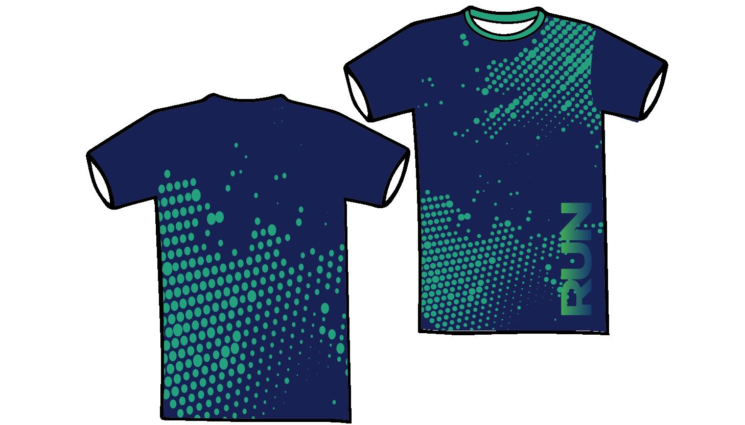 2454a89ccc957 camiseta deportiva diseño - Taller de Estampados Textiles